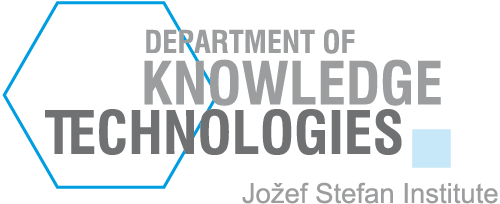Dept. of Knowledge Technologies, Jožef Stefan Institute
