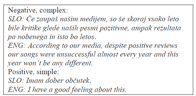 Linguistic Analysis Of Emotions In Online News Comments An Example